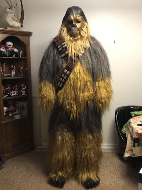 Chewbacca (Solo version) being submitted to Rebel Legion. | by MelicoreStudios