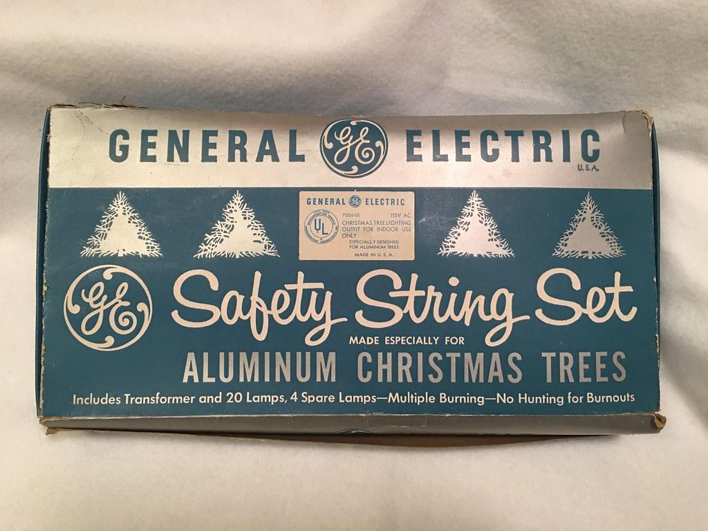 Ge Christmas Tree Lights.Ge Aluminum Christmas Tree Light Set This Is The Holy Grai