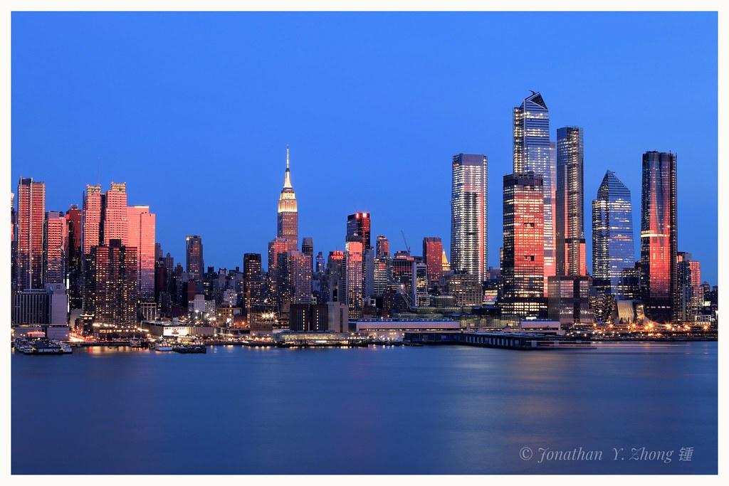 Midtown Manhattan@ blue hour