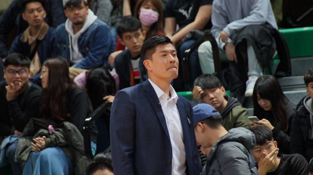 裕隆教練李啟億。(資料照)