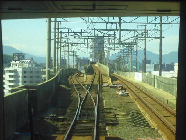 Travelling through Shikoku