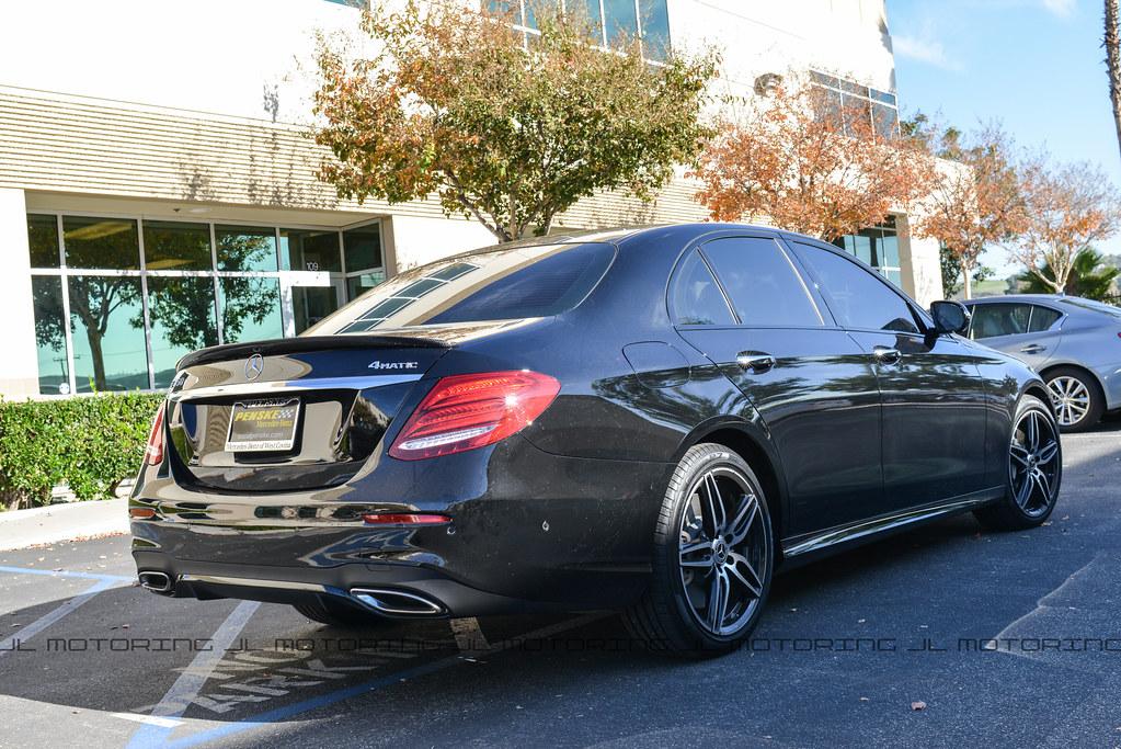 Mercedes Benz W213 AMG Carbon Fiber Trunk Spoiler | JL-Motoring | Flickr