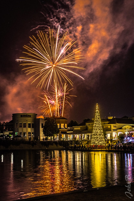 Fireworks - New Year's - Welcome 2019 - Chicureo - Best 3