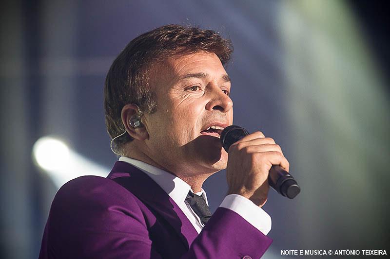 Tony Carreira -  Multiusos de Guimarães 2018
