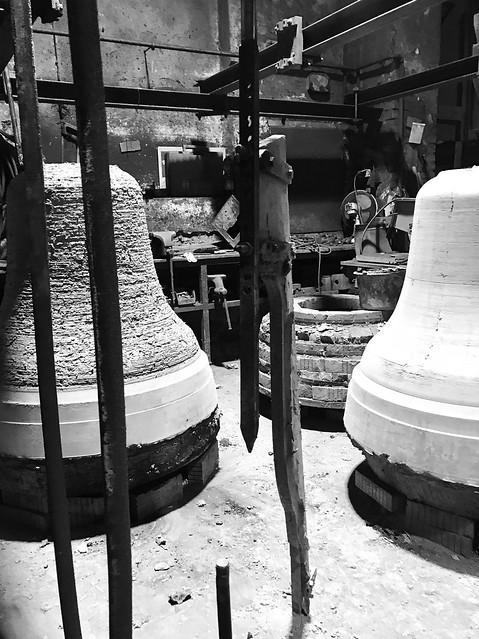 In der Glockengießerei