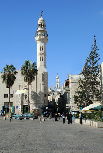 Mosque of Omar in Bethlehem