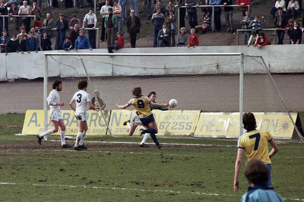 14-04-1979 John Kilner saves from Armstrong