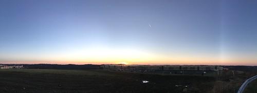 sunset westvirginia