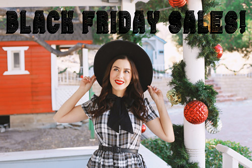 b9f8d72173cf Southern (California) Belle: BLACK FRIDAY: Sales and Coupon Codes!