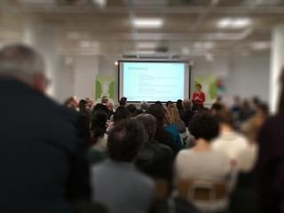 Presentació del Primer Informe del Baròmetre del Factor Humà (27/11/2018) | by Fundació Factor Humà
