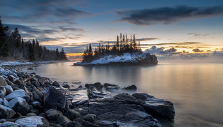 Sunrise at the Rock | by Paul Domsten