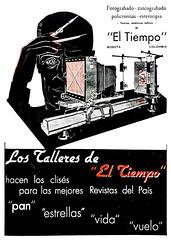 """Talleres de """"El Tiempo"""""""