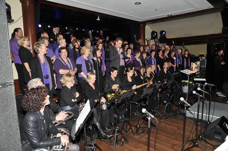 2011 - Jubileumconcert 15 jaar MiXX