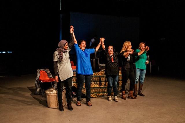 2017 - Atelier théâtre