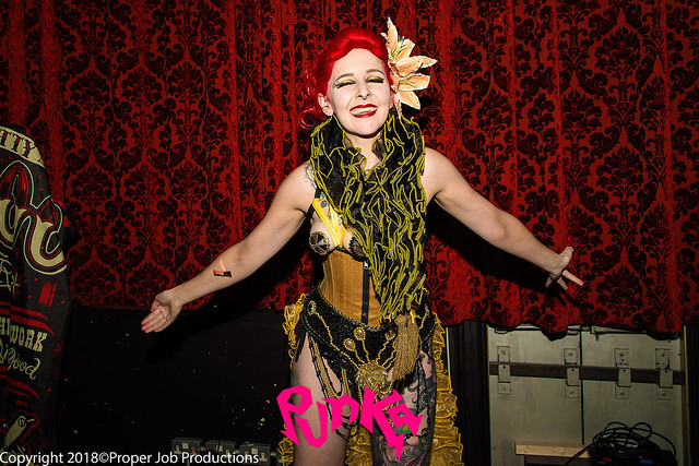 Lou Leigh Blue - Punka Pride Afterparty