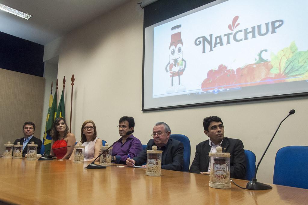 Pré-lançamento do Natchup - UFC/Frutã | Foto: Viktor Braga