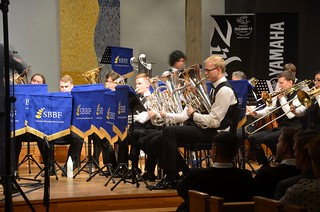 Eufoinum i Göra Brass Band