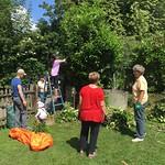 Gartenaktion vom 02.06.2018