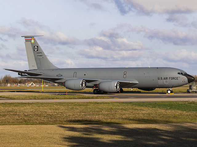 United States Air Force | Boeing KC-135R Stratotanker | 57-1493