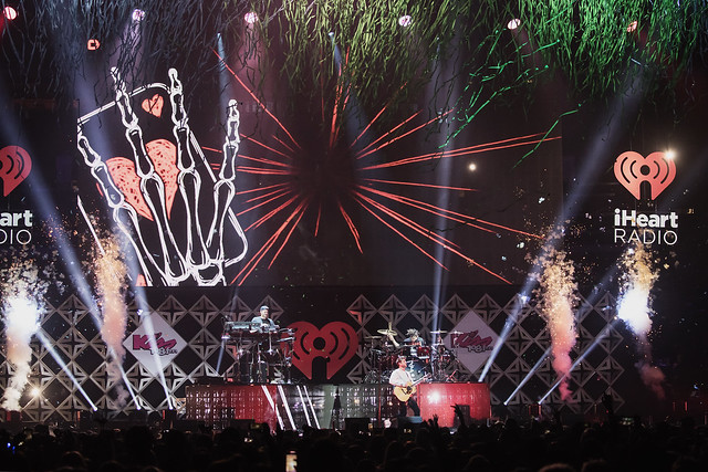 Kiss 108's Jingle Ball 2018 12/4/18 at TD Garden - Photos by Matthew Shelter of Stage Light Photography for Do617