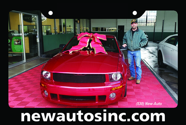 2005 Ford Roush Mustang