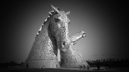 The Kelpies | by Lost in Scotland