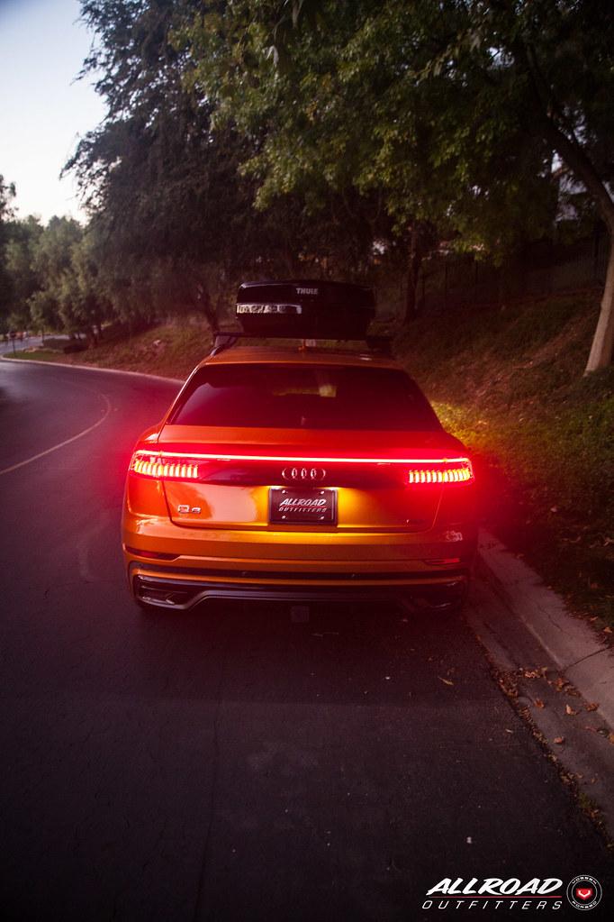 Audi Q8 - Vossen Forged - M-X6 - © Vossen Wheels 2018 -105… | Flickr