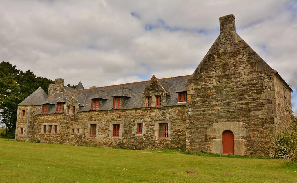 Manoir de Trévilit (2) à Plonéour-Lanvern  Bretagne / Finistère