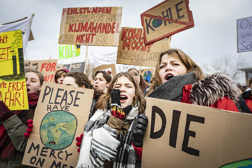 Fridays for Future 25.01.2018 Berlin   by fridaysforfuture