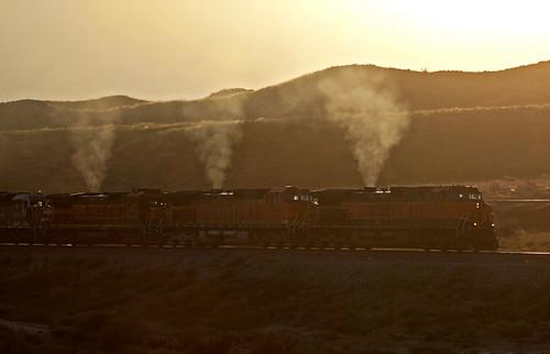 cajonpassca cajon bnsfcajonsubdivision ge c449w bnsf sunset train railfan monolithca railroad