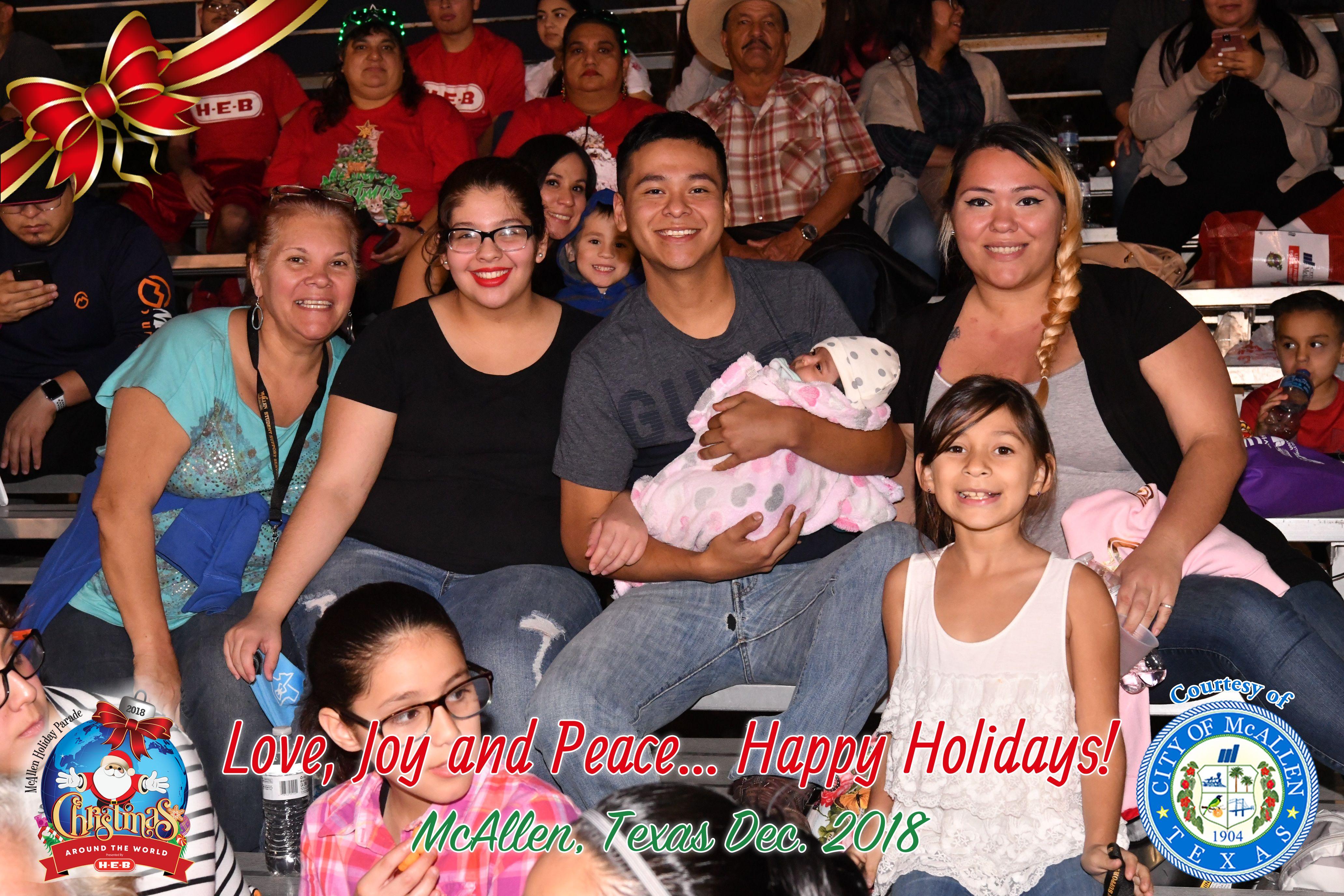 McAllen Holiday Parade 2018 — Part 2