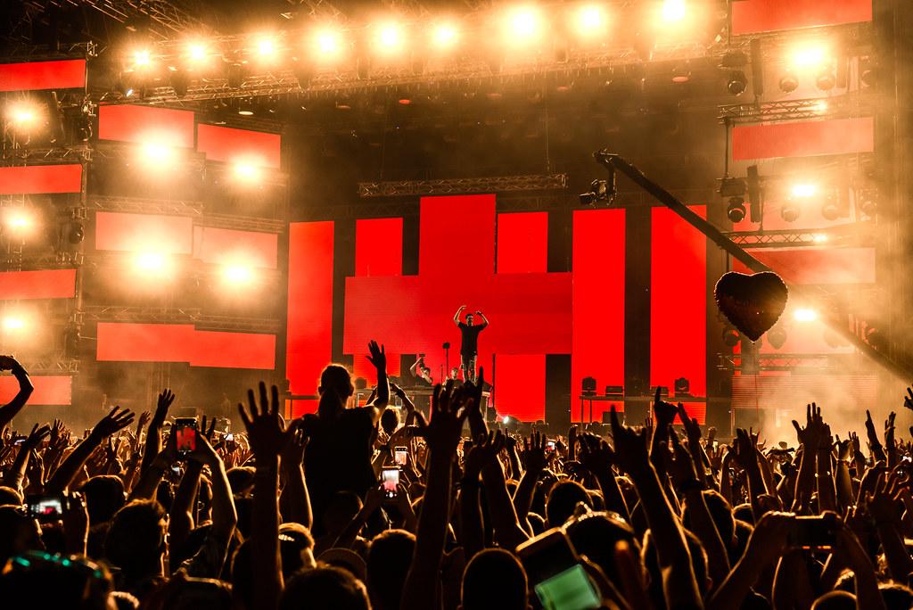 Martin Garrix @ Main Stage, EXIT Festival 2018   Bernard Bod