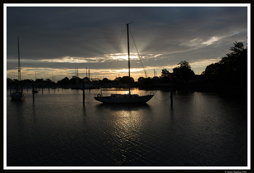 wickford rhodeisland usa sunrise harbors wickfordharbor wickfordri