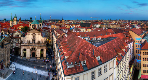 prague-charles-bridge-roofs | by Light Describe #1