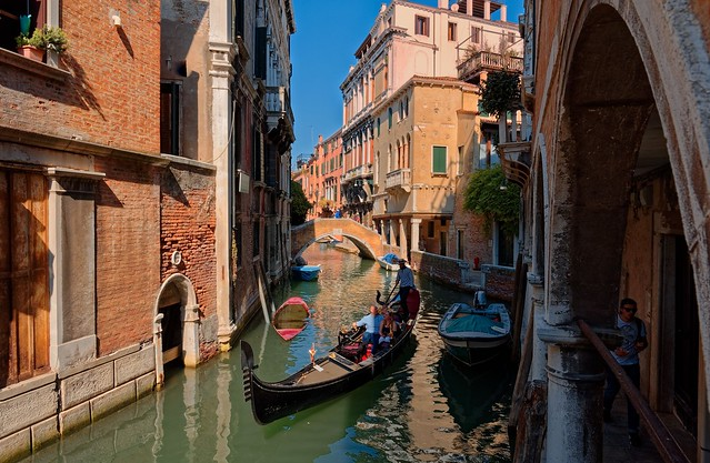 Venice / Fondamenta Giacinto Gallina / Rio de la Panada