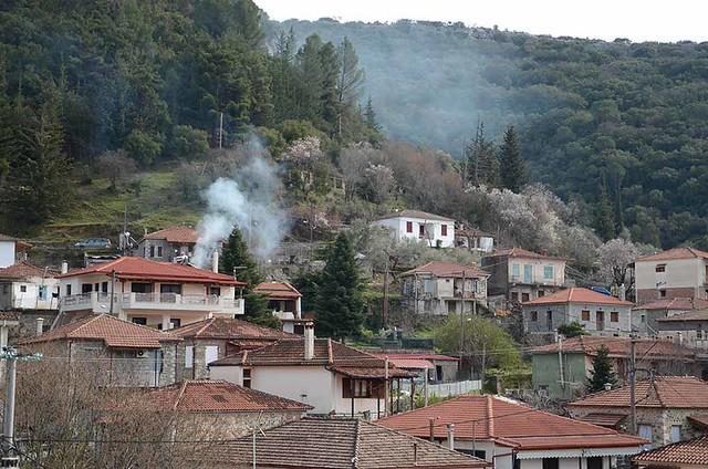 Lidoriki - Greek village