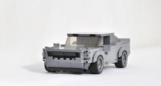 Update - Classic Mustang