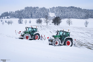 Snow removal | FENDT | by martin_king.photo