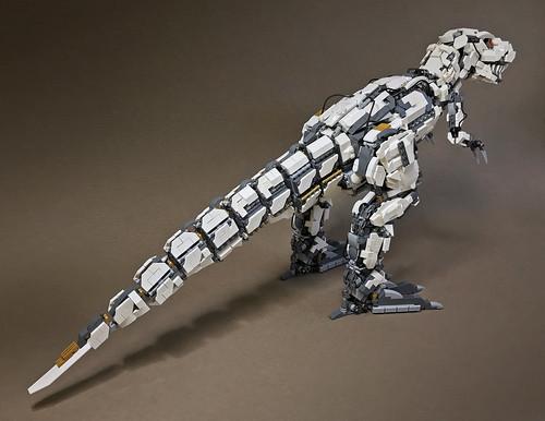 LEGO Mecha Tyrannosaur Mk2-07   by ToyForce 120