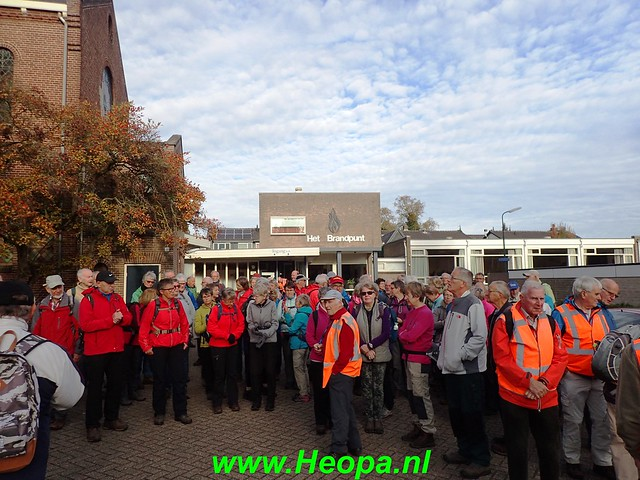 2018-11-07               Baarn SOP           25 Km  (10)
