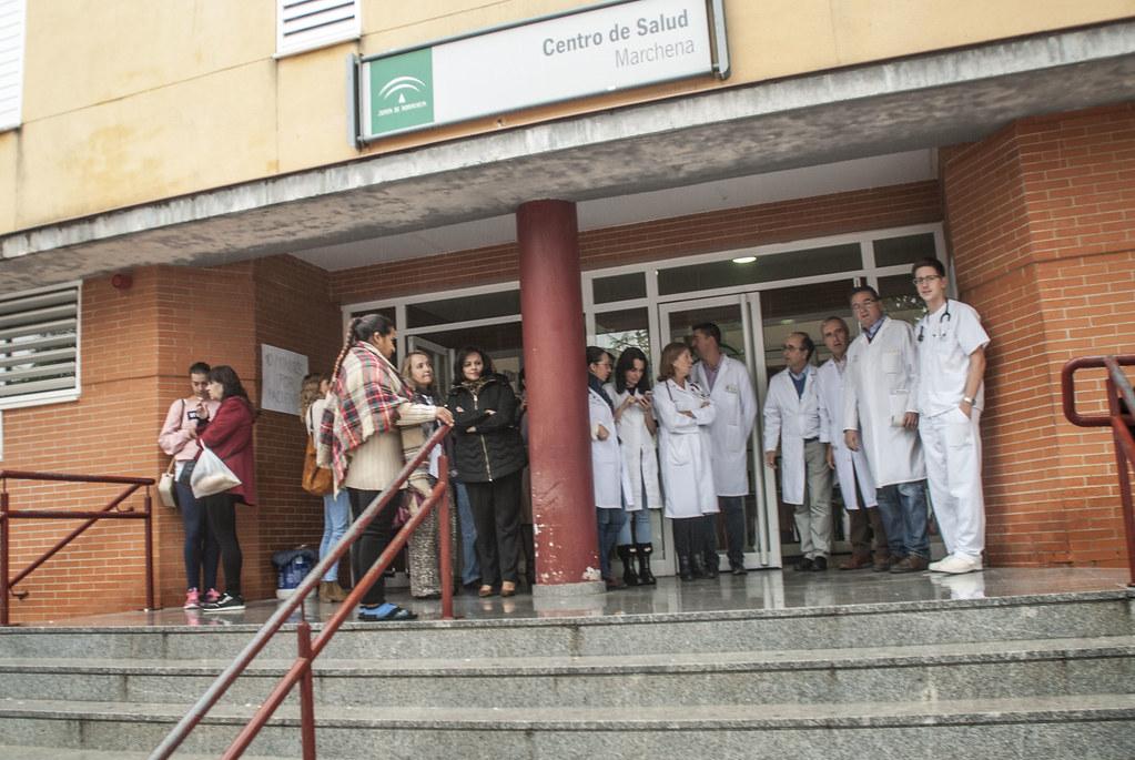 Protesta medicos 10