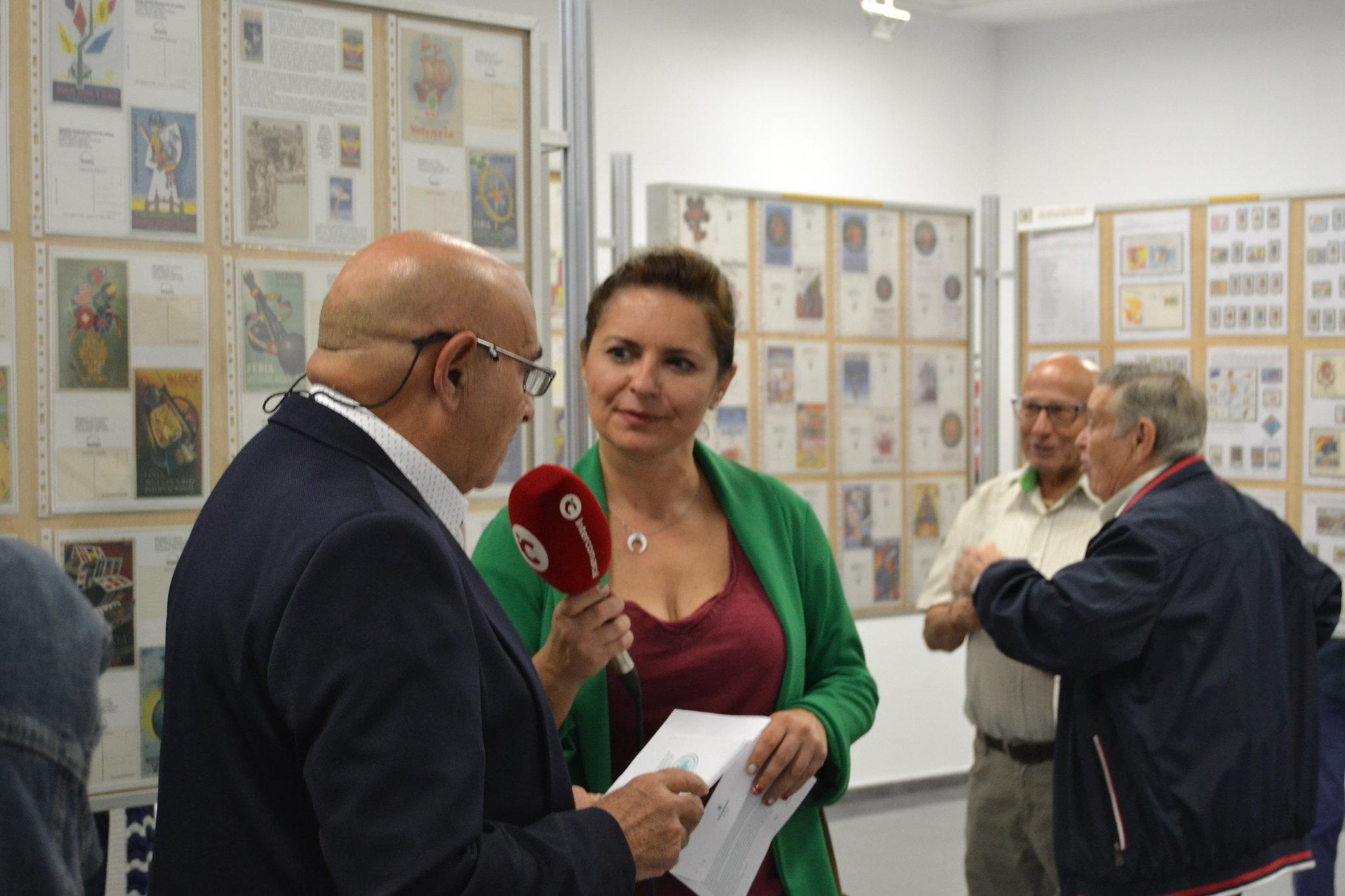(2018-10-05) - Exposición Filatélica - Inauguración - Diario El Carrer  (57)