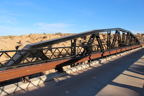 historicbridge trussbridge ponytruss warrentruss warrenponytruss missourivalleybridgeandironcompany missourivalleybridgeironco cheveloncreek navajocounty arizona nrhp nationalregisterofhistoricplaces arizonahistoricbridgeinventory