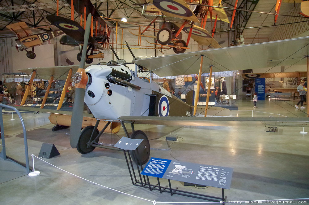 Royal Air Force Museum London-165