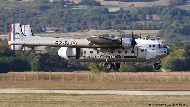 F-AZVM Private Nord 2501 Noratlas