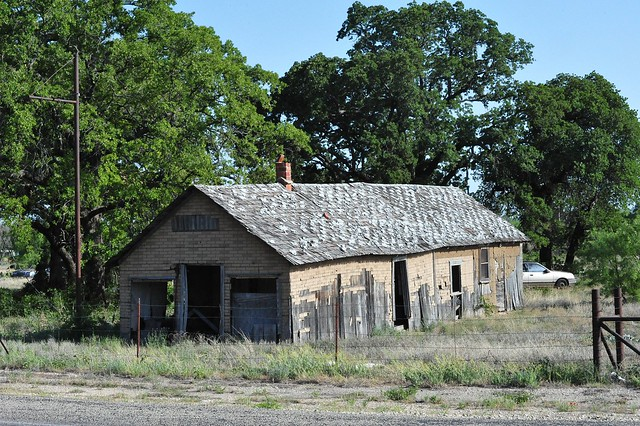 Abandoned South of Abilene