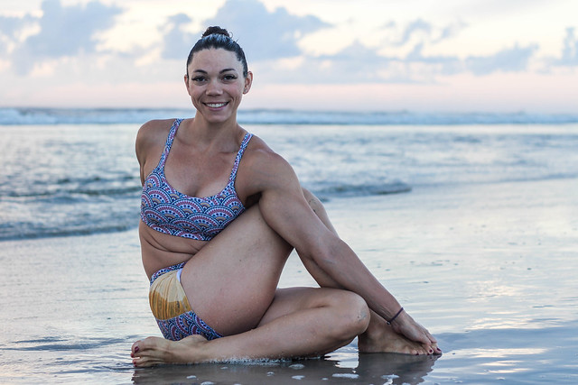 Krista Shirley is a dedicated student & practitioner of traditional Ashtanga yoga. A level 2 authorized Ashtanga teacher & the founder of The Yoga Shala in Orlando,FL. She teaches the traditional Mysore method, taught to her by Sri K Pattabhi Jois