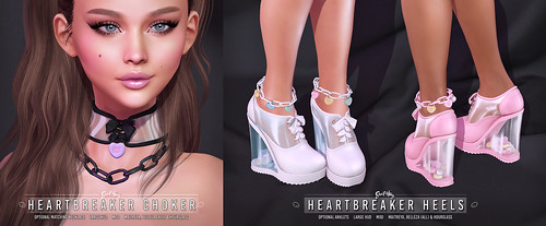 Heartbreaker Set by Sweet Thing. @ Cupid Inc.   by Sweet Thing.