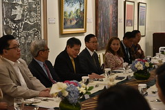 Lunch between Secretary-General of ASEAN  and Committee of Permanent Representatives to ASEAN