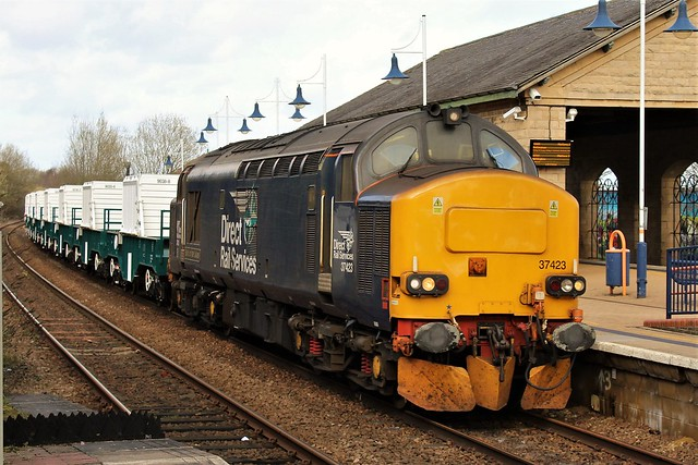 DRS 37423 - Mansfield Woodhouse